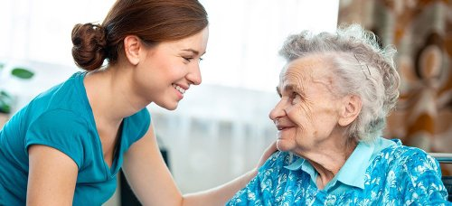 Elderly Caregivers in Memphis